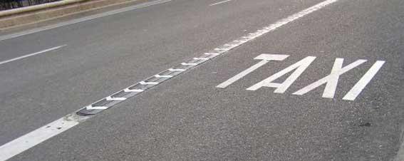 Los taxis rurales piden crear un área conjunta