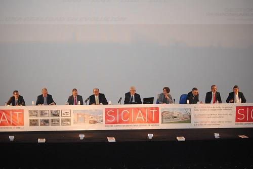 SCAT marca un nuevo récord en su cifra de negocio