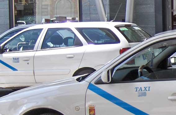 Málaga limitará el número de conductores por taxi