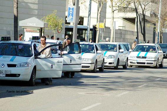 Taxistas de Huelva descansarán fines de semana alternos
