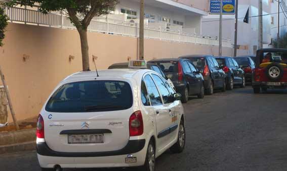 Aprobado un decreto contra taxis 'piratas' en Baleares