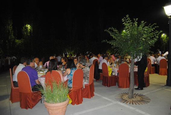 La cena anual de RTT Madrid reúne a más de 600 asistentes