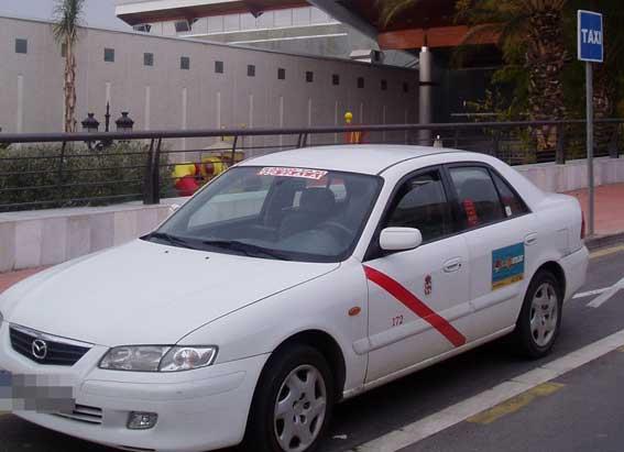 Almería inaugura su Ciudad del Taxi