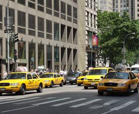 El taxi amarillo más famoso del mundo