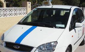 Dos licencias más de Eurotaxi gracias a un convenio Once-Imserso