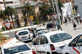 Comienzan a instalarse taxímetros en El Ejido