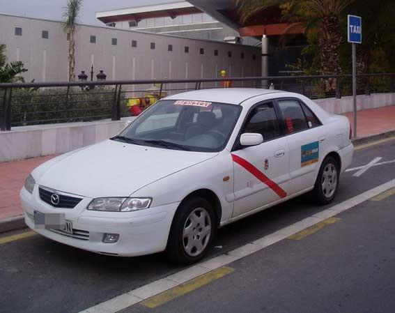 Una Ciudad del Taxi para Almería