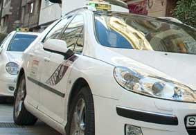 Taxista condenado por causar una lesión en un pie a una usuaria