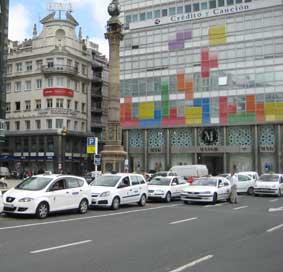 La Ley del Taxi gallega estará lista para la próxima legislatura, según el PP
