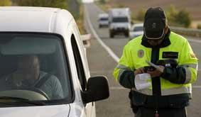 Tráfico estima que recaudará 384 millones en multas