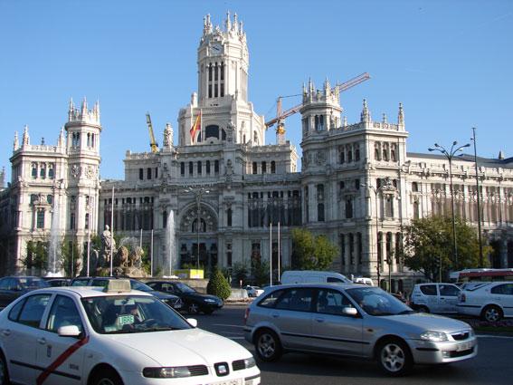 El Ayto. de Madrid investigará las mototaxi