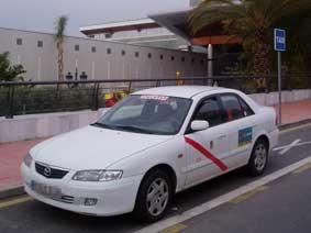 El taxi almeriense parará sus servicios el 24-O