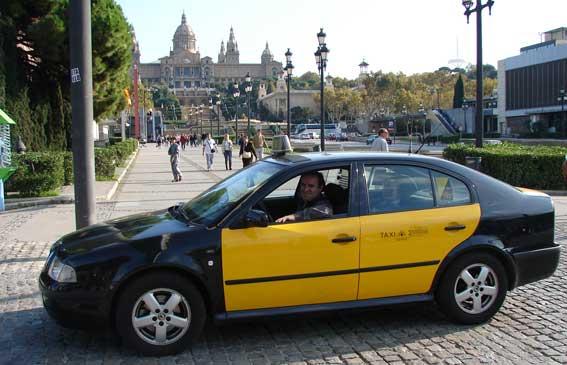 Barcelona, la ciudad mejor valorada por sus taxis