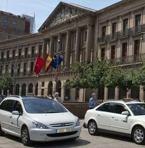En Pamplona las tarifas aumentarán un 5,7%