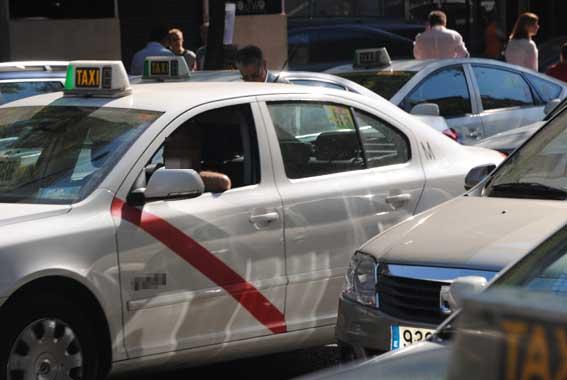 Escaso seguimiento de la huelga en Madrid