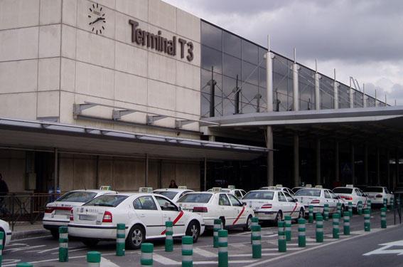 Primeras dudas en la zonificación de tarifas fijas a Barajas