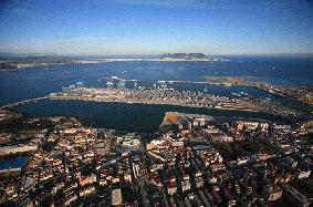 Golpe a la piratería en Algeciras