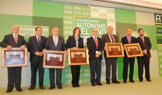 AGATM, premio ATA al fomento del asociacionismo