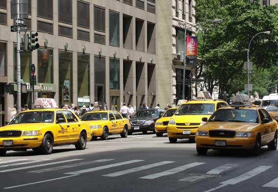 Nueva York moderniza las capillas de sus taxis