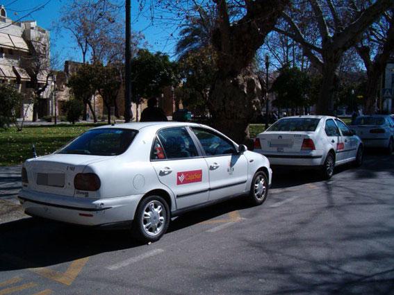El taxi cordobés, a examen