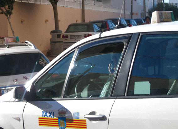 Decreto Ley en Baleares contra taxis ilegales
