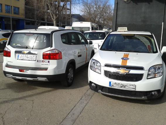 Aprobado el decreto contra los taxis piratas