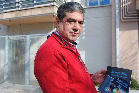 Francisco Mateo, un taxista con vocación literaria