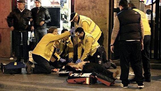 Fallece la segunda víctima del atropello de Atocha