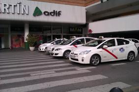 Madrid tendrá un nuevo sistema de exámenes para conductor de taxi