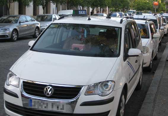 Expediente sancionador a Tele-Taxi Jerez