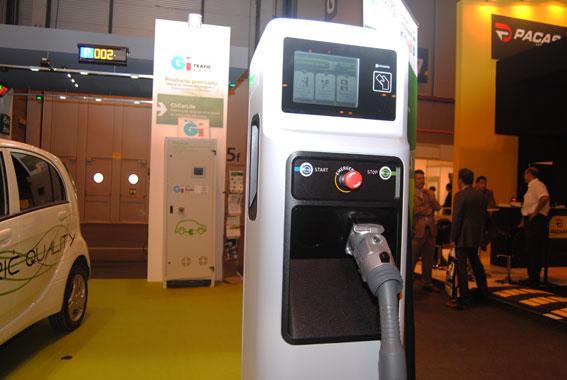 Bilbao espera la llegada del taxi eléctrico