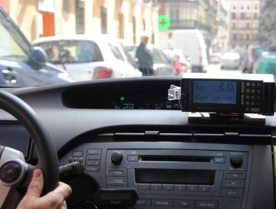 Nueva ordenanza del taxi para Benalmádena