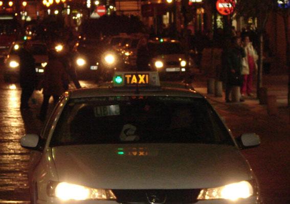 Nuevos intentos de robo a taxistas