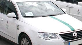 Taxi compartido y económico entre Elche y pedanías
