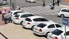 Taxistas de Elche piden la retirada del art.127 del ROTT