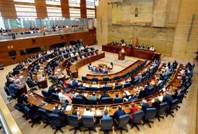 Aesion asamblea de Madrid