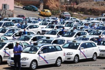"""Movilización en la redes en """"Defensa Taxi Telde Ingenio"""""""