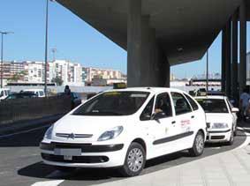 Taxis de Algeciras quieren eximir a los Eurotaxis del descanso obligatorio