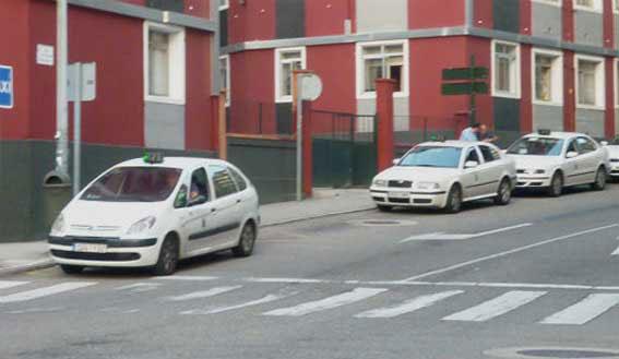Los taxis de Vigo promoverán autorregulaciones