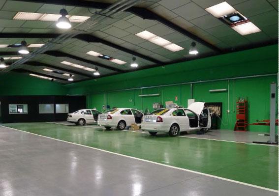 Taxitronic confirma la venta del taller Centax