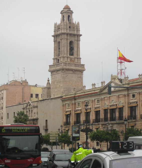 """Federación Sindical de Valencia denuncia """"acoso policial"""""""