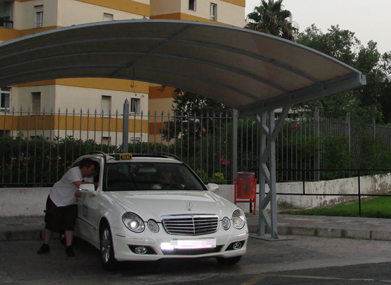 Identificados 50 intrusos en Benalmádena