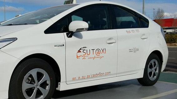 Castellón incorpora taxis adaptados y ecológicos