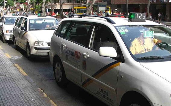 Los asalariados de Las Palmas denuncian el traspaso de una licencia