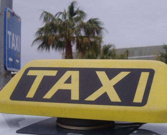 Un taxista, condenado por pegar a un compañero