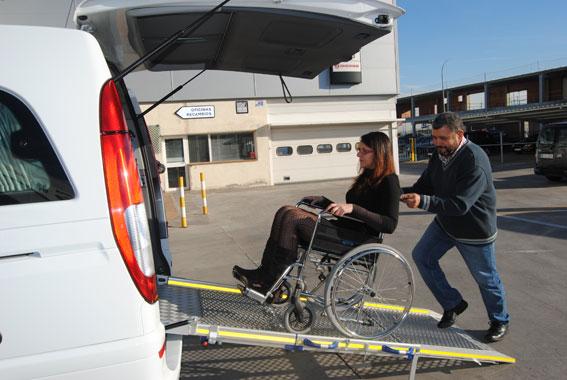 Nueva tarjeta prepago para el uso de taxis adaptados