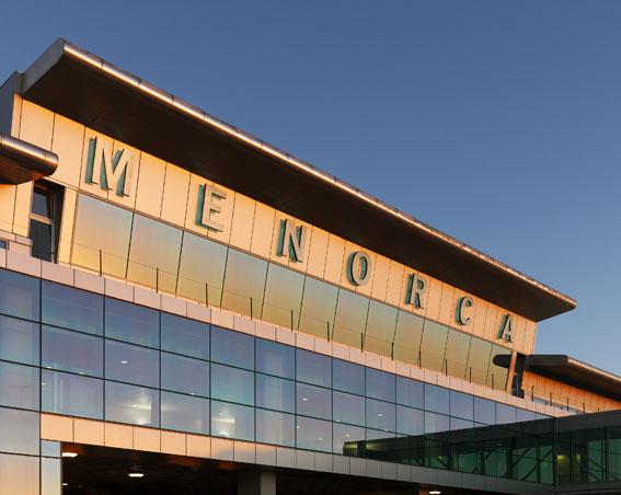 El aeropuerto de Menorca contará con un organizador de parada