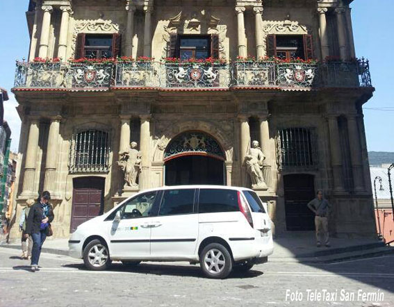 TeleTaxi San Fermín pide más seguridad