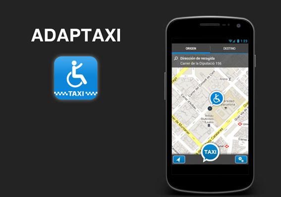 Adaptaxi, la app para pedir el taxi que se ajuste a tus necesidades