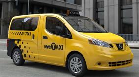 Los profesionales neoyorkinos bloquean el plan de los taxis fabricados en Barcelona